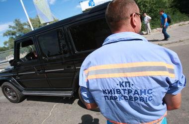 В Киеве снесут больше 100 незаконных парковок