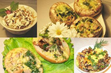 4 рецепта с самыми бюджетными грибами — шампиньонами