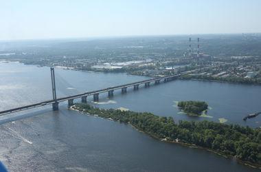 Южный мост в Киеве перекрывают на 10 дней