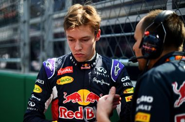 Российский гонщик Формулы-1 Даниил Квят сдал на водительские права