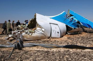 Ирландские авиакомпании прекращают полеты над Синаем из-за падения А321