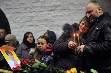 В России похоронили первую жертву авиакатастрофы в Египте