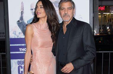 Амаль и Джордж Клуни готовятся к рождению ребенка