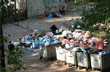 """""""Мусорная проблема"""" в Днепропетровске: людей зовут сдавать отходы за деньги"""
