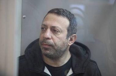 Корбан улетел в Днепропетровск под домашний арест