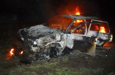 Во Львовской области в салоне авто нашли два обгоревших тела