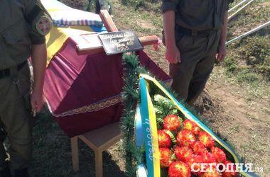 В Днепропетровске похоронили 11 неопознанных бойцов