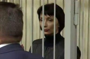 Елена Лукаш арестована на 2 месяца