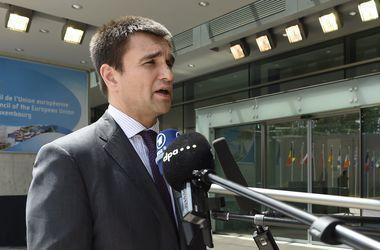 Климкин: Украина предлагает привлечь экспертов БДИПЧ к минским переговорам по выборам на Донбассе