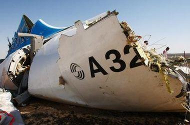 Французские эксперты исключили одну из версий крушения Airbus-321 в Египте