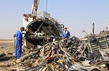 """Обнародованы данные """"черных ящиков"""" российского А321, разбившегося в Египте"""