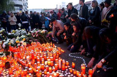 Количество жертв пожара в ночном клубе Бухареста возросло до 44 человек