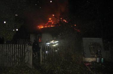 Под Киевом в пожаре погибли две 4-летние сестры-близняшки