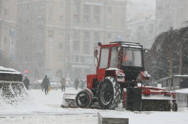 Киевские власти утверждают, что готовятся к снегопадам