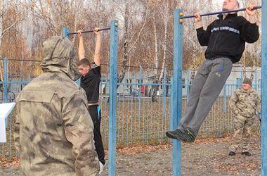 Кандидаты в спецподразделение КОРД начали сдавать экзамены по физподготовке