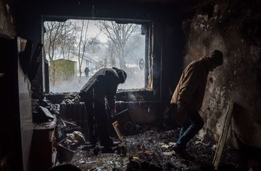 Обстрелы Донецка: ложь боевиков и свидетельства мирных жителей