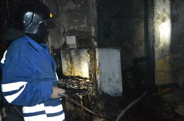 В пожаре в Одесском общежитии пострадали 4 студента