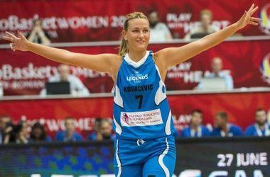 Баскетболистка, которой ампутировали ногу, сыграла первый официальный матч после операции