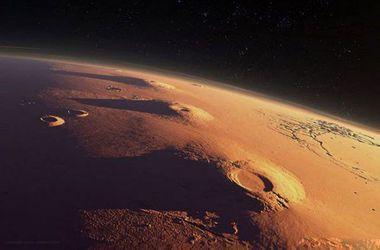 На Марсе заметили загадочный объект