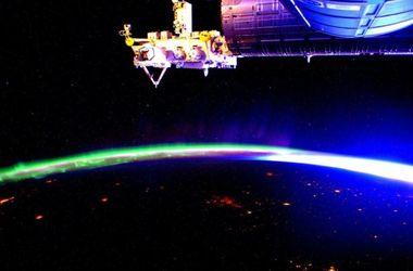 Астронавт NASA опубликовал новый снимок северного сияния с борта МКС