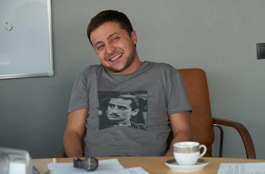"""Зеленский впервые прокомментировал скандал со снятием """"Квартала"""" с эфира"""