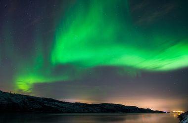 Потрясающие фотографии северного сияния в Норвегии