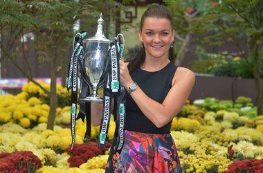 Агнешка Радваньска признана лучшей теннисисткой месяца