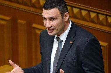 Кличко стал рекордсменом по расходам на выборы мэра– КИУ
