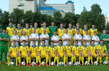 Молодежная сборная Украины сыграла вничью с Шотландией в отборе на Евро-2017