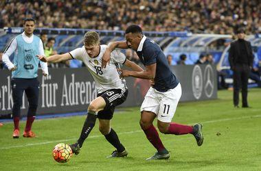 Все результаты товарищеских матчей пятницы: Франция всухую обыграла Германию, Испания - Англию