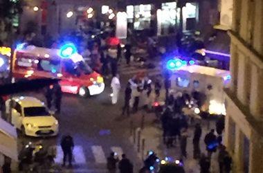 Число заложников в парижском театре составляет 100 человек