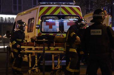 Штурм концертного зала Батаклан в Париже завершен, двое террористов убиты