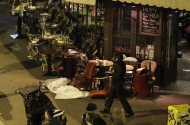 Туск, Шульц и Могерини соболезнуют в связи с терактами в Париже
