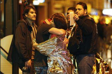 Жители Парижа после терактов предлагали еду и ночлег тем, кто не мог вернуться домой