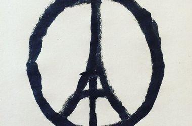 Как соцсети отреагировали на кровавые теракты в Париже