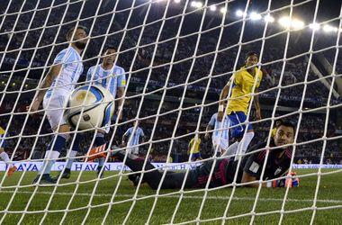 Аргентина и Бразилия сыграли вничью в отборе на ЧМ-2018