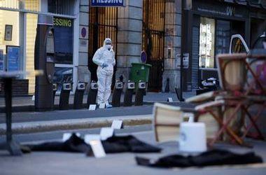 Россиянка чудом спаслась от теракта в Париже