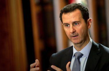 Башар Асад отреагировал на теракты в Париже