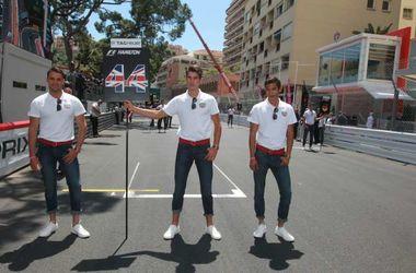 Феттель и Лауда против мужчин на стартовой решетке Гран-при Бразилии