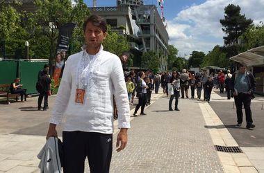 """Украинец Сергей Стаховский прошел """"Стад де Франс"""" всего за несколько минут до взрывов"""