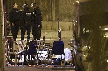 "На месте теракта в Париже нашли ""пояс шахида"""