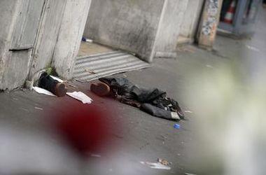 У одного из убитых в Париже террористов нашли сирийский паспорт