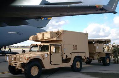 В Украину привезли мощное американское вооружение
