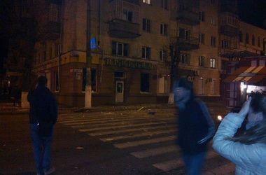 В центре Житомира прогремел взрыв