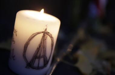 Украинцев среди пострадавших от терактов в Париже нет