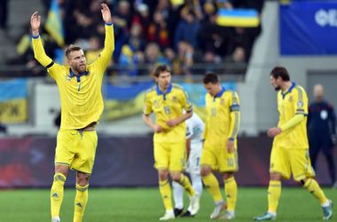 Украина сделала шаг к Евро-2016: во Львове 2:0 со Словенией!