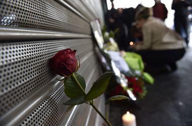 Стали известны имена участников теракта в Париже