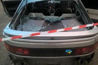 Под Киевом патрульные по стрельбой задержали нетрезвого лихача без прав
