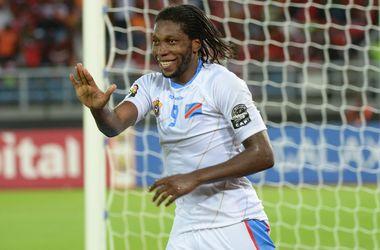 Мбокани отметился автоголом за ДР Конго в матче отбора на ЧМ-2018
