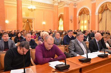 Одесские чиновники отчитались о проделанной за год работе и поделились планами на 2016-й
